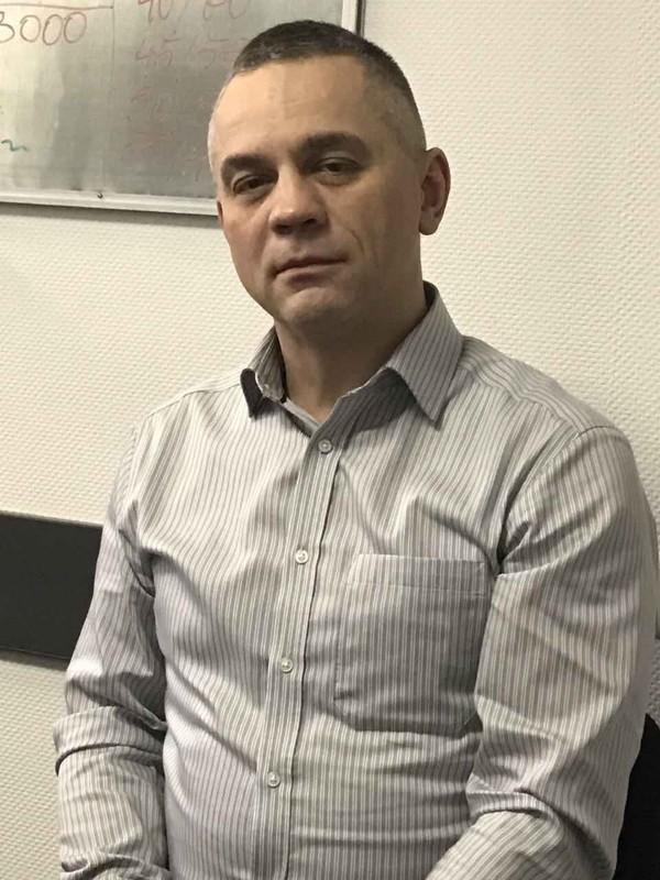 Калинин Сергей Петрович