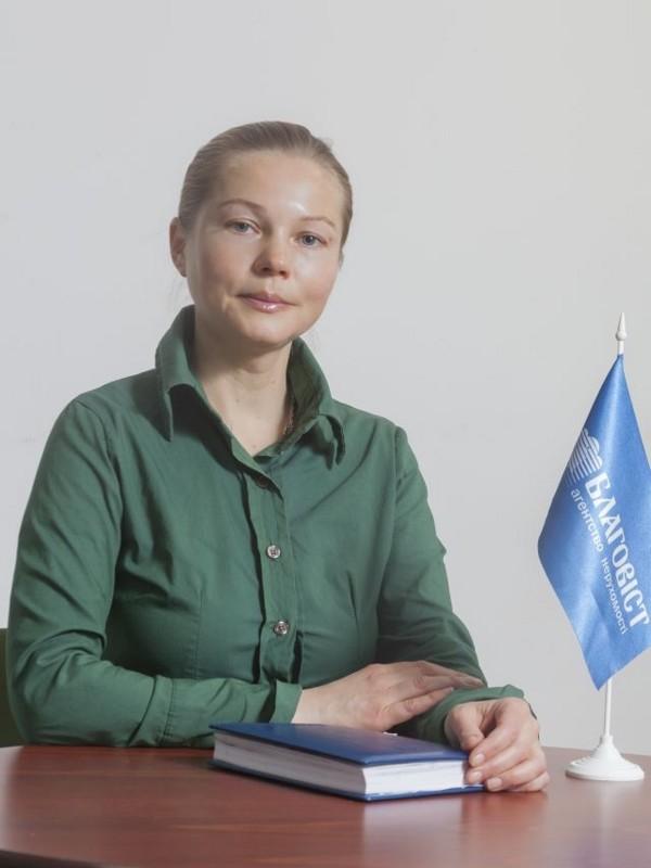 Гребенюк Оксана Николаевна