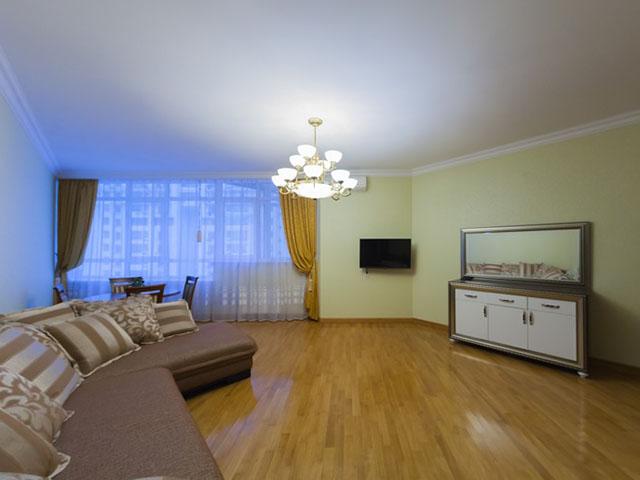 Двухкомнатная квартира в аренду E-34150