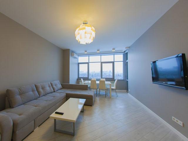 Двухкомнатная квартира в аренду F-37154