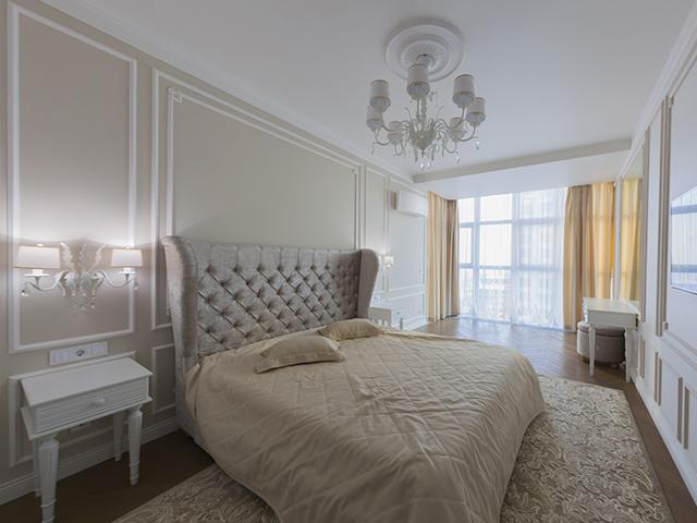 Трехкомнатная квартира в аренду M-28613