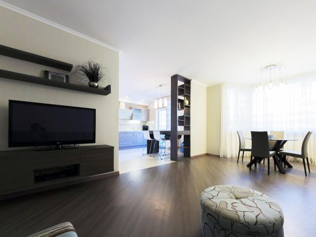Трехкомнатная квартира в аренду M-30459