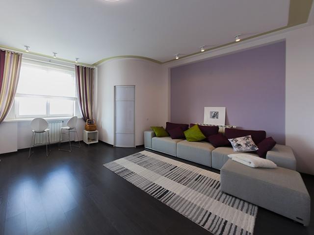 Двухкомнатная квартира в аренду M-30496